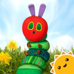 Ikonet til appen My Very Hungry Caterpillar AR